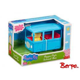 TM TOYS 065768 Peppa szkolny autobus