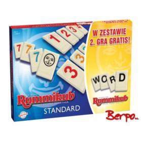 Rummikub Standard + Word 8604