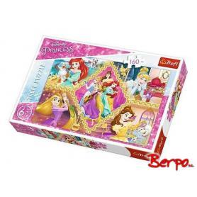 Trefl Puzzle Princess Przygody księżniczek 15358