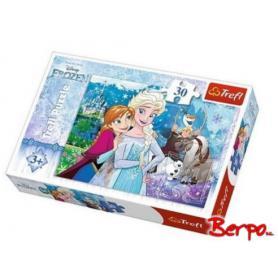 Trefl Puzzle Frozen uwolnij magię 18225