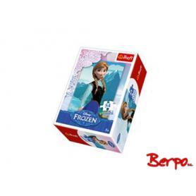 Trefl Mini puzzle Frozen Anna 19501