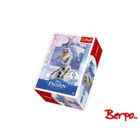 Trefl Mini puzzle Frozen Olaf 19502