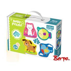 Trefl Puzzle Baby Zwierzątka 36074