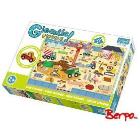 Trefl Puzzle Baby Gigantic na budowie 90755