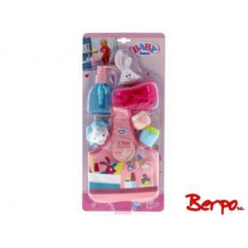 BABY BORN 823606 Zestaw akcesoriów kąpielowych