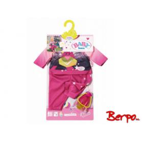 BABY BORN 824818 Ubranko na nocną wyprawę