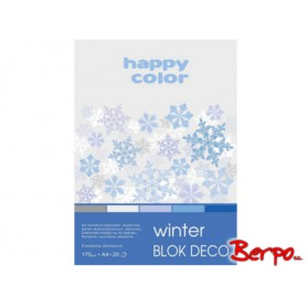 GDD Blok Deco winter A4 010729