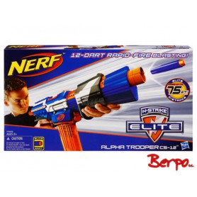 HASBRO NERF A3698 Alpha Trooper CS-12