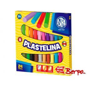 ASTRA plastelina 24 kolory 303110001