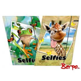 Beniamin Teczka z gumką Selfies 064299