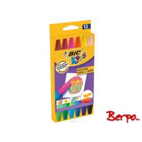 BIC 380349 kredki pastelowe 12 szt.