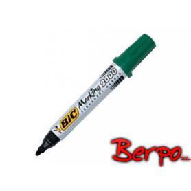 BIC marker zielony 999729