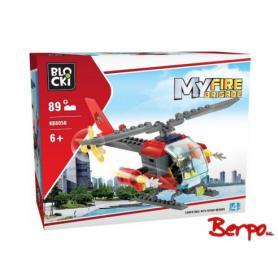 BLOCKI KB8056 MyFireBrigade Helikopter