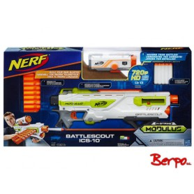 HASBRO NERF B1756 BATTLESCOUT ICS-10