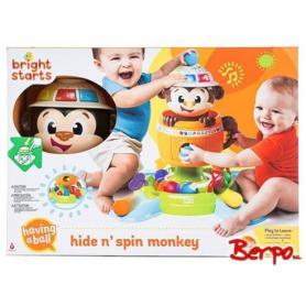 Bright Starts 52094 Małpka  beczka śmiechu