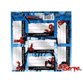 Derform nalepki na zeszyty Spider-Man 2 020379