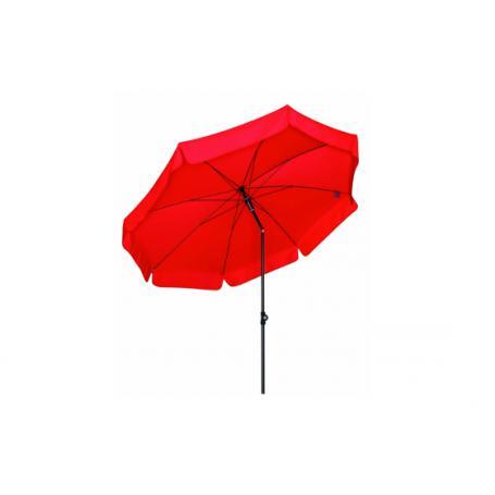 Parasol ogrodowy DOPPLER SunLine 200 czerwony 411539809