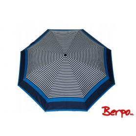 Parasol DOPPLER Mini Slim Marina granatowo-niebieski 546756