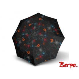 Parasol DOPPLER Fiber Havanna Barcelona czarny we wzory 722365B01