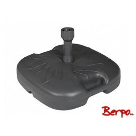 Podstawa do parasoli DOPPLER PE HDPE 20L grafitowa 85499WA