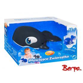 DUMEL 354680 Pływające zwierzątka wieloryb