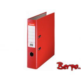 Esselte segregator czerwony A4 112535