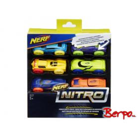 HASBRO C3173 nerf nitro 6-pack