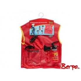 Idena Strój strażaka 301255