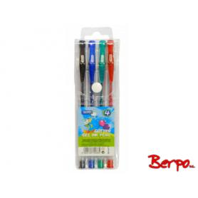 Lambo School 790884 długopisy żel. brokat