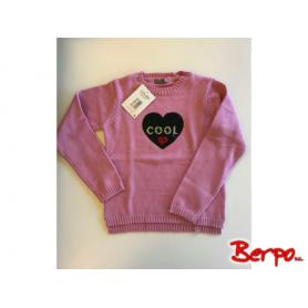 LOSAN 100356 Sweter dziewczęcy rozmiar 2
