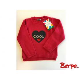 LOSAN 100417 Sweter dziewczęcy rozmiar 2