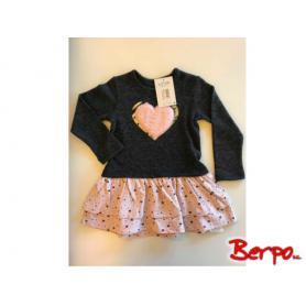 LOSAN 105337 Sukienka w serca rozmiar 2