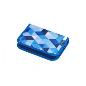 Herlitz 572239 Piórnik Blue Cubes