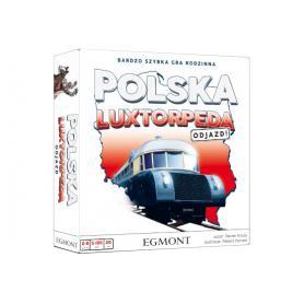 Egmont 009793 Polska Luxtorpeda Odjazd