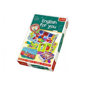 Trefl 01272 Mały odkrywca English for you