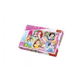 Trefl 16339 Disney Princess Magia Księżniczek