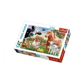 Trefl 17320 Puzzle Wesola farma
