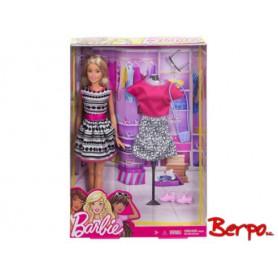 MATTEL FFF59 BARBIE lalka z akcesoriami