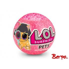 MGA Lalka LOL Suprise Pets Seria Eye spy 552116
