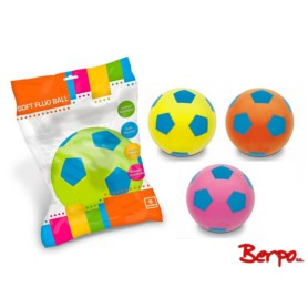 MONDO Piłka piankowa Soft Fluo Ball 079261