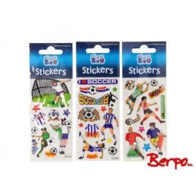 Stickerboo Piłkarze naklejki 225032