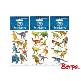 Stickerboo Dinozaury naklejki 237313