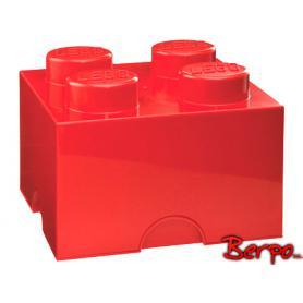 LEGO 400300 POJEMNIK 4 CZERWONY