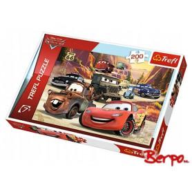 Trefl Puzzle Cars wyprawa w góry 13208