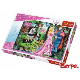 Trefl Puzzle Princess Śpiąca Królewna 13223