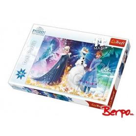Trefl Puzzle Maxi Frozen w świetle gwiazd 14265