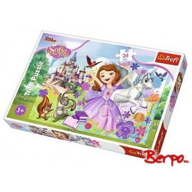 Trefl Puzzle kolorowy świat Zosi 14270