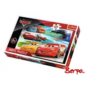 Trefl Puzzle Cars 3 Bohaterowie wyścigu 16337