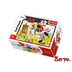 Trefl Puzzle Myszka Miki 19554