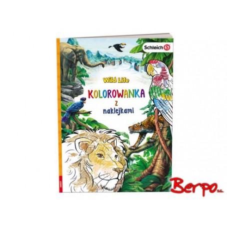 Ameet  NA-8101 Wild life kolorowanka
